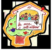 La casa sull'albero Logo