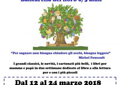 Bancarella del libro - Marzo 2018